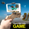 2017新しいBluetooth Arのゲームのおもちゃ銃木Arは撃つ