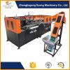 Máquina del moldeo por insuflación de aire comprimido de 3 cavidades