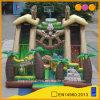 Città di divertimento della scimmia della giungla con la trasparenza (AQ01505)