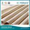 Tissu industriel de filtre de PPS pour le système de collecteur de poussière