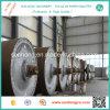 Cilindro dell'essiccatore del ghisa e dell'acciaio inossidabile