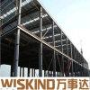 Sección H Pórtico de la estructura de acero soldada, acero, la estructura del edificio