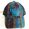 方法刺繍サンドイッチ綿のあや織りのスポーツのゴルフ帽