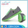 良質のPUの上部の運動靴