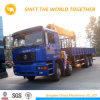 Mobile Hydraulic Boom 10ton Mini Truck Dirty Cranium for