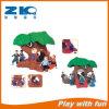 Игровая площадка на открытом воздухе Magic дерево пластиковые слайд для детей