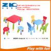 Tabla plástica de la venta caliente, silla para los niños