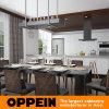 Moderne weiße hölzerne Korn-Landhaus-Ausgangsküche-Großhandelsmöbel (OP16-Villa02)