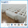 Étage matériel de poulet de Popilar d'ABS normal de pays d'usine de la Chine