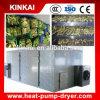 A temperatura média industrial máquina de secagem de alimentos para Noodle e frutas