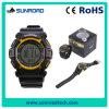 Compass, Altimeter, Barometer, Thermometer, Air Pressure Trend를 위한 손목 시계