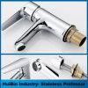 Mirro a traité inoxidable choisissent le robinet de récipient de bassin de salle de bains de Centerset de traitement