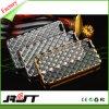 Caja Electroplated del teléfono móvil de la red del diamante de TPU para el iPhone 6s