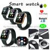 Schönes Geschenk Bluetooth intelligente Uhr mit Puls-Monitor A9