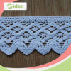 Bordado Wave Geometry Lace Trimming Crocheted Lace for Wedding Dresses