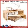Precio barato Chapa de madera melamina aglomerado frente / Junta de partículas para muebles