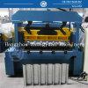 máquina de formação de rolos a frio de construção