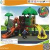 Jouer en plastique de plein air de haute qualité pour les enfants d'équipement