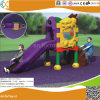 幼児の屋外のプラスチック遊園地装置