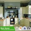 Reale natürliche festes Holz-Küche-Schrank-Moderner Küche-Schrank
