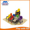 Fornitore Iron Feet Plastic Chair per Kids