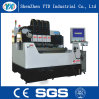 Máquina de grabado CNC para el molde de metal de fabricación