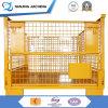 Lager-Gebrauch-Maschendraht-Rahmen-Metallstahlsperrklappenkasten für Speicherung