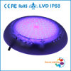 Luz da piscina do diodo emissor de luz do preço de fábrica 18W 12V RGB IP68