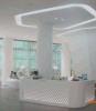 현대와 다채로운 디자인 상업적인 접수처를 주문을 받아서 만드십시오