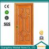Puertas sólidas de la madera de la entrada de madera de encargo