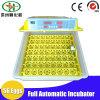 Incubadora dos ovos da incubadora 56 do ovo do preço de fábrica Bz-56 mini