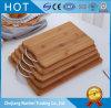 Разделочная доска бамбука качества еды покрытия масла