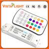 リモート・コントロールにRGBのコントローラLEDの薄暗くなることをつける家庭用電化製品