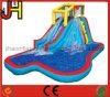 Diapositiva de agua inflable modificada para requisitos particulares para jugar de los cabritos