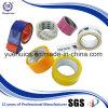 El embalaje individual BOPP impermeable escoge la cinta echada a un lado