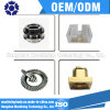 Kundenspezifische Autoteile gebildet von POM/Metal aufbereitet durch CNC, der mit Oberflächenbehandlung maschinell bearbeitet