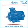 Standard di IEC 3 motore raffreddato del ventilatore elettrico di fase 110kw 150HP