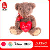 Bonito Brown Color Plush Teddy Bear Toy Valentine Gift Urso