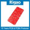 Assemblée rouge de carte de fabricants d'électronique d'OEM de l'ENIG de masque de soudure