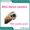 IP67 Appareil photo imperméable à l'eau imperméable à l'air caméras de voiture 700tvl Mini Metal Dome