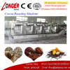 De automatische Roosterende Machine van de Cacaoboon voor Verkoop