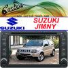 鈴木Jimny (2008-2011年)の特別な車のDVDプレイヤー