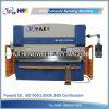 Máquina de dobra hidráulica do freio da imprensa da placa de metal do CNC