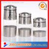 Оптовое стекло Jars стеклянные банки с крышками/банками кухни стеклянными