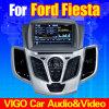 フォードのフェスタのための車DVD GPS Nav