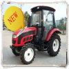 60HP 4 Wheel Drive Agricultural Tractor con Cabin