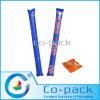 Kundenspezifischer Steuerknüppel-flüssige Plastiktasche