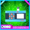 Kundenspezifisches Polydome übermäßig geprägtes Pet/PC Membranen-Panel