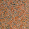 Tianshan baldosas de granito rojo pulido