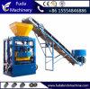 Semi-automatique machine à briques de ciment pour les petites industries
